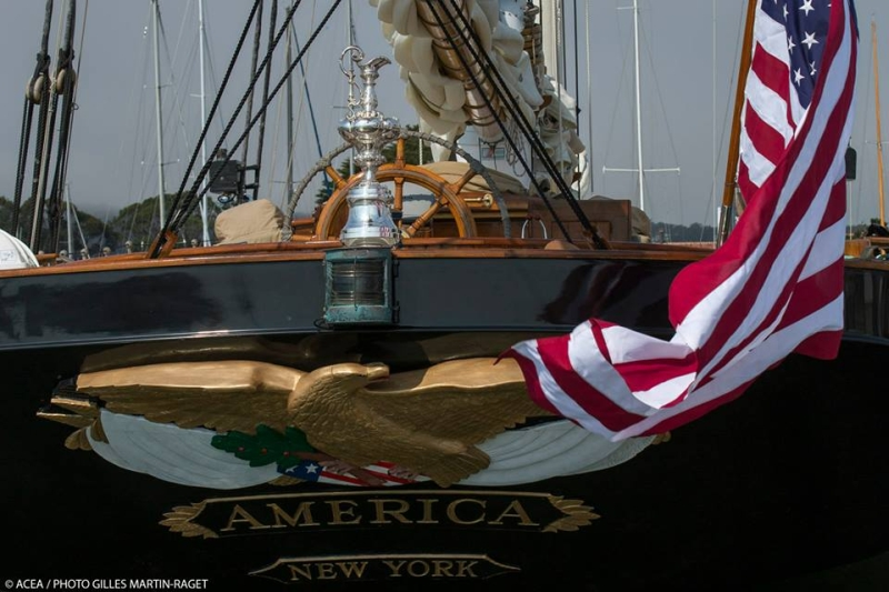 Jacht America i puchar America's Cup